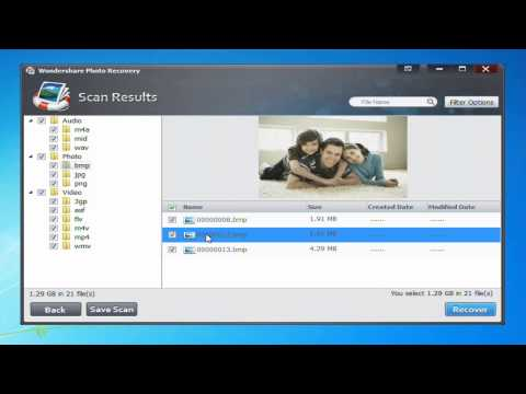 How to Recover Photos from Sony Cybershot Camera