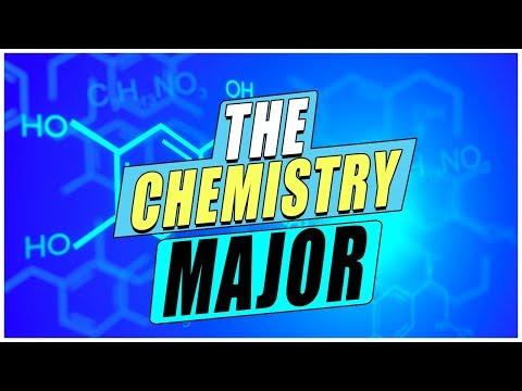 The Chemistry Major