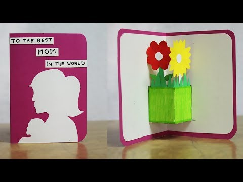 DIY Birthday Cards for Mom - Handmade Birthday Cards