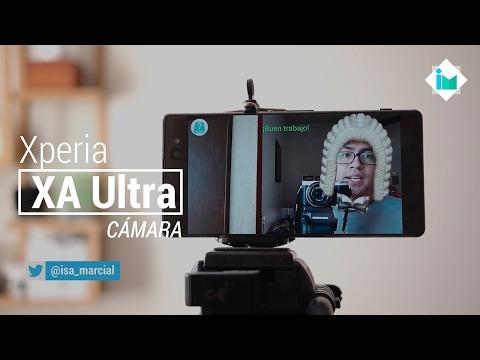 Sony Xperia XA Ultra - Review de cámara