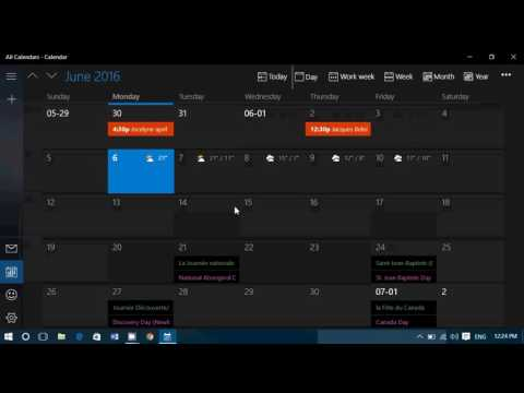 tips and tricks How to remove Appointments from the Windows 10 Calendar app