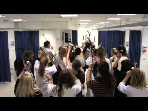 Cardiff University Optometry - Best Job Ever