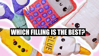 Download PAPER SQUISHY SCHOOL SUPPLIES | HOW TO MAKE A SQUISHY WITHOUT FOAM Video