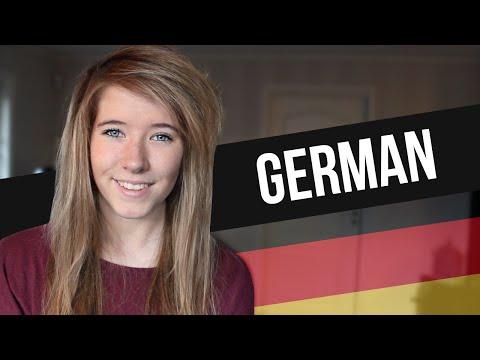 Speaking German!