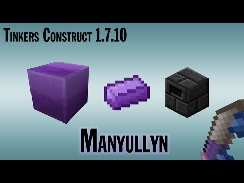 How To Make Manyullyn