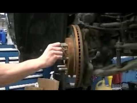 Wheel bearing/hub replacement 2010 Chevy Tahoe 5.3L