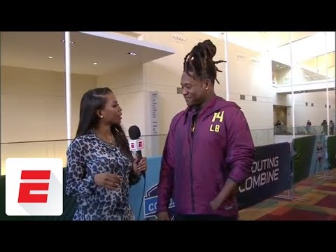 Shaquem Griffin reacts to benching with a prosthetic hand at NFL combine | ESPN