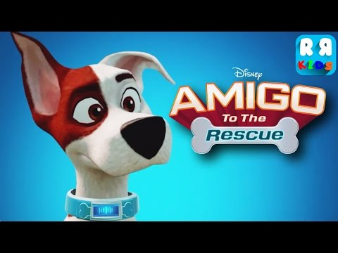 Amigo to the Rescue-Disney Junior Interactive Show (By Disney) - New Best App for Kids