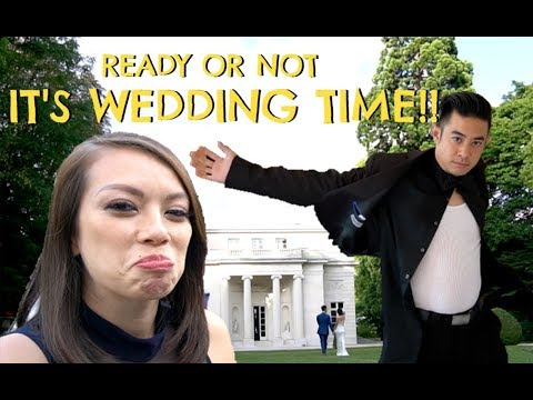 How We Get Ready | Tiff & Case Wedding