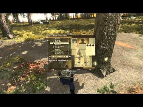 DayZ Epoch - How to Craft Medium & Large Walls