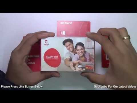 Airtel Smart SIM Review, Price, Data And Talk Time Offers