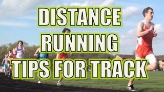 Running Track Distance Race Tips