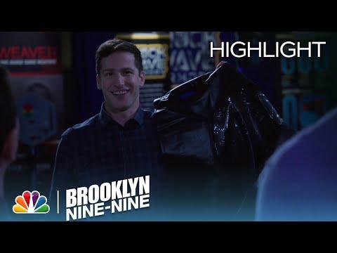 Jake Has A Plan For The Secret Party | Season 4 Ep. 17 | BROOKLYN NINE-NINE