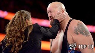 Slap-a-thon - WWE Top 10