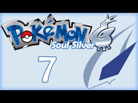 Ramza Plays Pokémon Soul Silver - Part 7 - The Super Reflector!