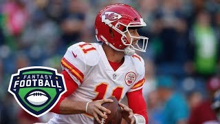 How high should you value Alex Smith after Week 2? | Fantasy Focus | ESPN