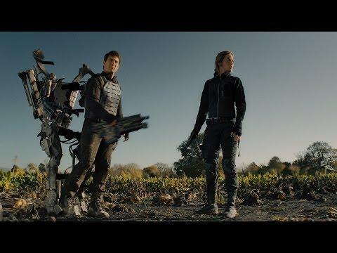 Tom Cruise Amerudi tena na Movie kali inayosubiriwa... 'Edge Of Tomorrow' checkout the trailer