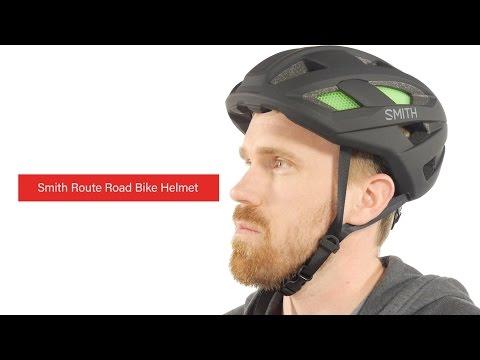 Smith Route Road Bike Helmet