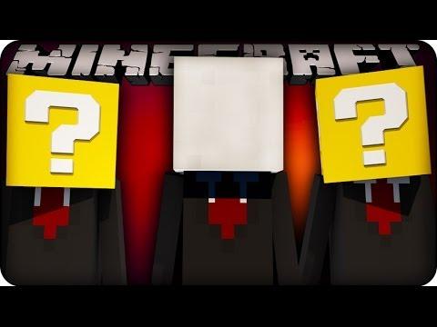 Minecraft - LUCKY BLOCK SLENDER CHALLENGE - SLENDER MAN ! (Lucky Block Mod / Slenderman Mod)