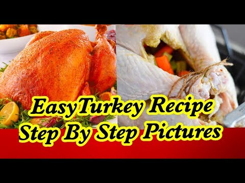 How to cook a turkey for Thanksgiving