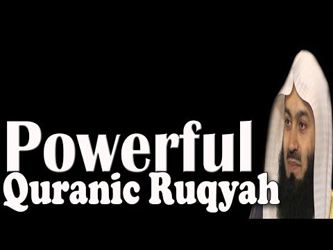 Important duas & surahs against Black magic & evil eye | Mufti Menk