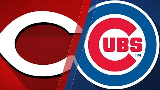 8/16/17: Rizzo, Baez lead Cubs to 7-6 walk-off win