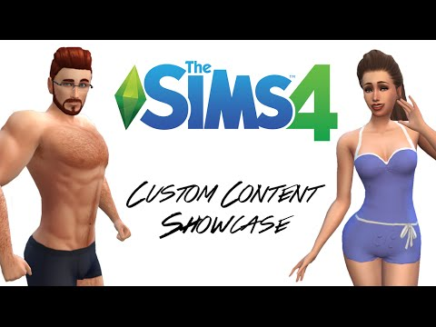 The Sims 4: Custom Hairstyles, Body Hair & More
