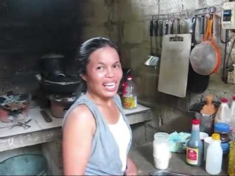 How To Dry Fish Filipino Style Cooking With Marife Expats Philippines Foreigner Video