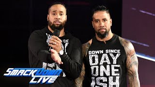 The Usos gloat after their attack on The New Day: SmackDown LIVE, Aug. 1, 2017