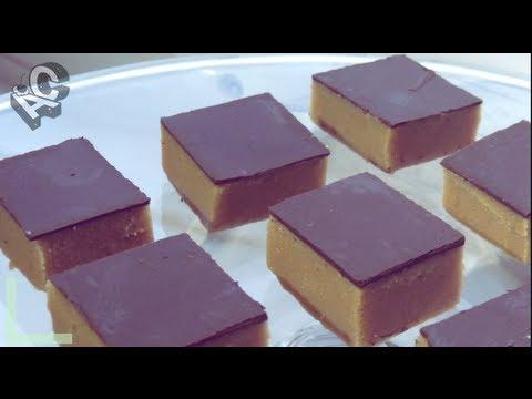 How to make Káhlua Fudge (Alcoholic Candy)