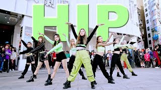 [KPOP IN PUBLIC CHALLENGE] 마마무(MAMAMOO) 'HIP' (8 members ver.) Cover by KEYME from Taiwan