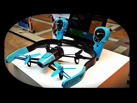 Parrot Bebop Drone Dedicated to Video Shooting – Hands-On