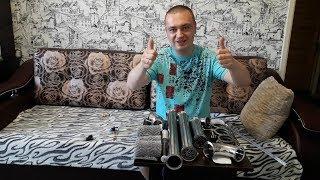 """Обзор  БРК-51 2"""" Profi """"ДОБРОГОН""""(самогонный аппарат) !"""