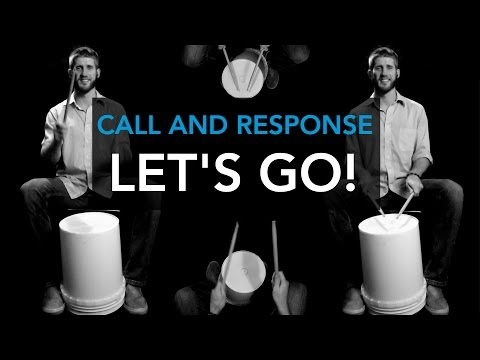 Famous Call and Response Rhythm