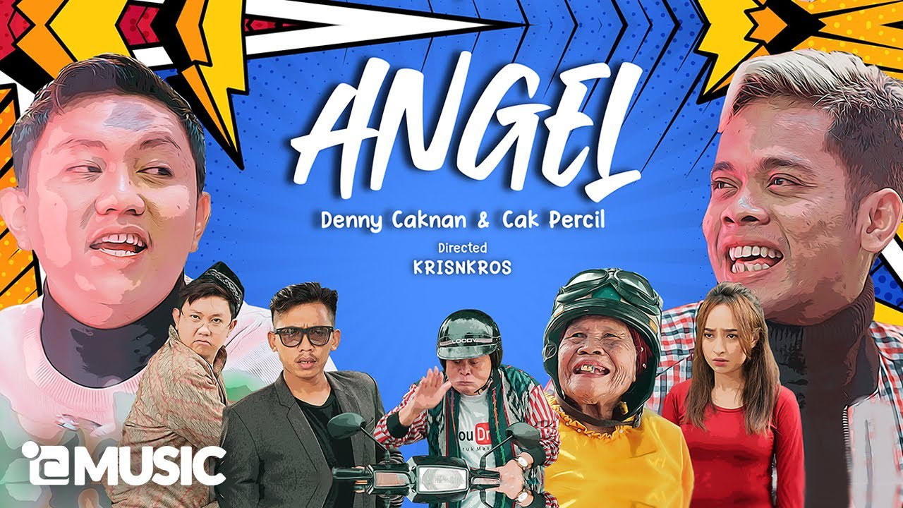 Download ANGEL - Denny Caknan feat. Cak Percil (Official Music Video) MP3 Gratis
