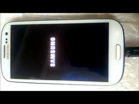 Samsung Galaxy S3 Pattern Lock Hack (No Hard Reset) GT-I9300 Example Video