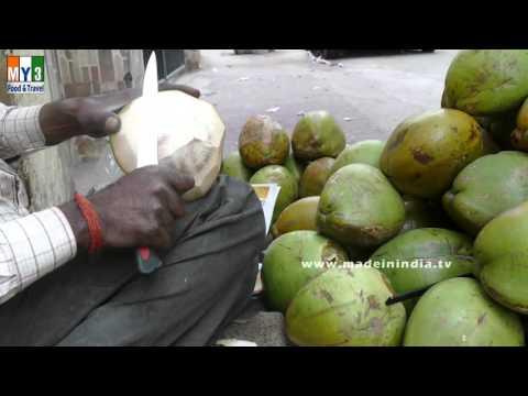 Flesh & Juice Intact | Amazing Coconut Cutting Skills | MUMBAI STREET FOODS