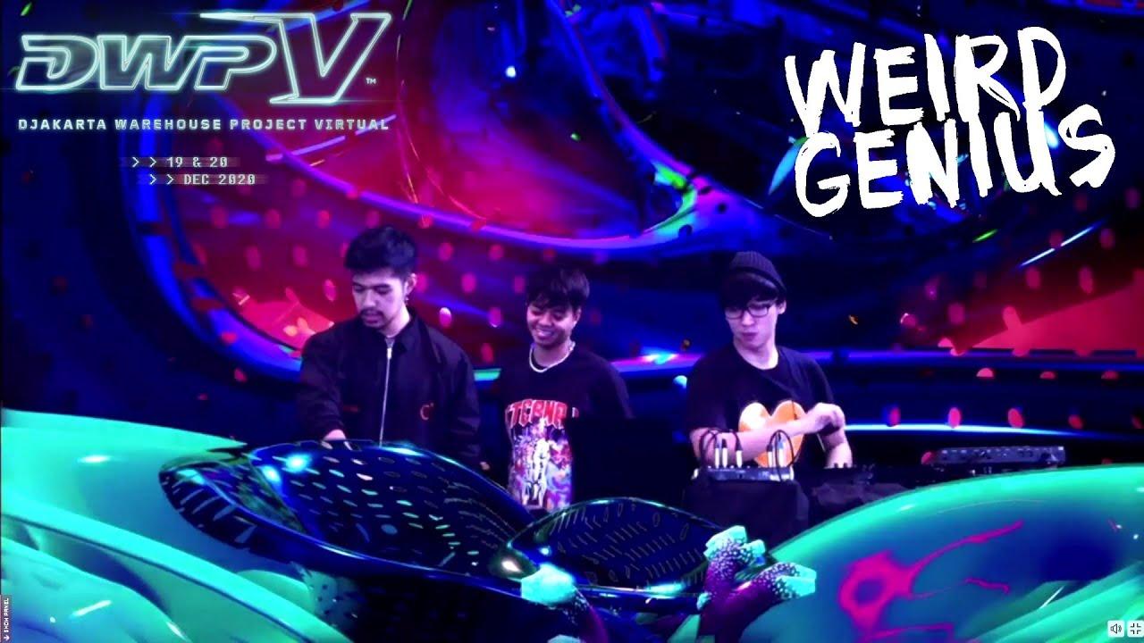 Download Weird Genius LIVE @ Djakarta Warehouse Project Virtual (DWPV 2020) MP3 Gratis