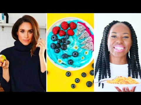 WHAT I EAT IN A DAY - MEGHAN MARKLE - Cook With Me | Full Day of Healthy Eating & Nutrition 👑