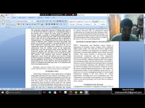 how to write a IEEE paper
