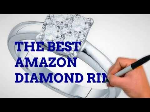 Best Buy Diamond engagement rings   Best Gold Rings Silver Rings Diamond Rings Review