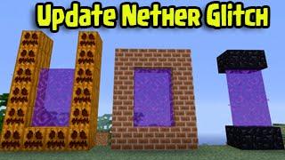 Minecraft Ps3 Ps4 Xbox Wii U Custom Nether Portal Glitch Tu25tu26 Tit