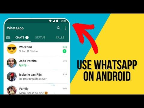 Help using Whatsapp