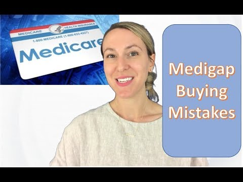 Medicare Supplements | Top Medigap Buying Mistakes