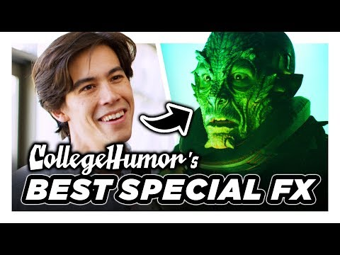 CollegeHumor's Best Special Effects