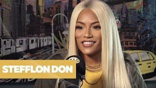 Stefflon Don On What Goes Down In The DM