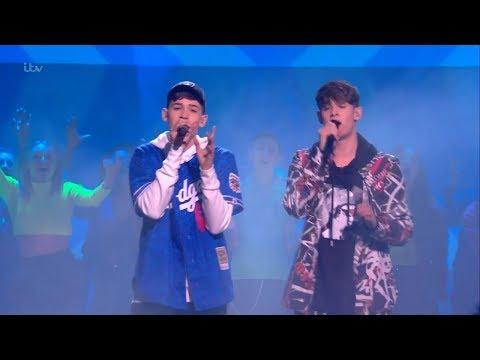Xxx Mp4 The X Factor Celebrity UK 2019 Live Week 4 Max Amp Harvey Full Clip S16E06 3gp Sex
