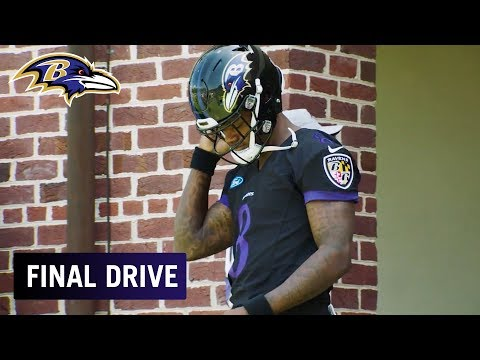 Lamar Jackson Impresses Ozzie Newsome & Ravens On & Off the Field | Final Drive
