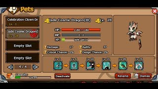 Ninja Saga How To Get Dragon Pet Lv Iii Daikhlo