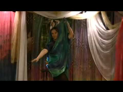Bellydancing with Shahina